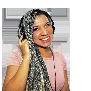DJ Miss Timbera